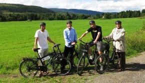 El cykel Åre