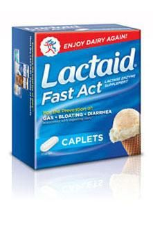 LACTAID® Fast Act Caplets