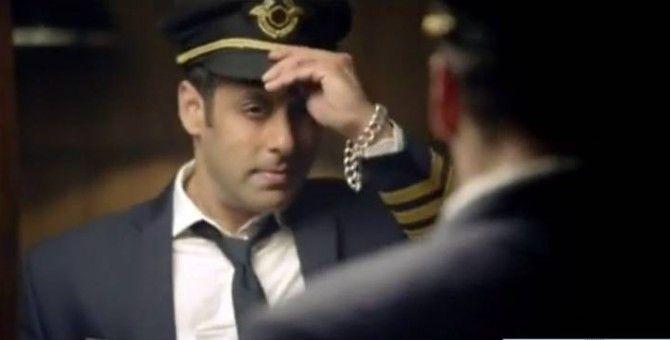 Bigg Boss teaser out: Have you seen a more handsome pilot than Salman Khan