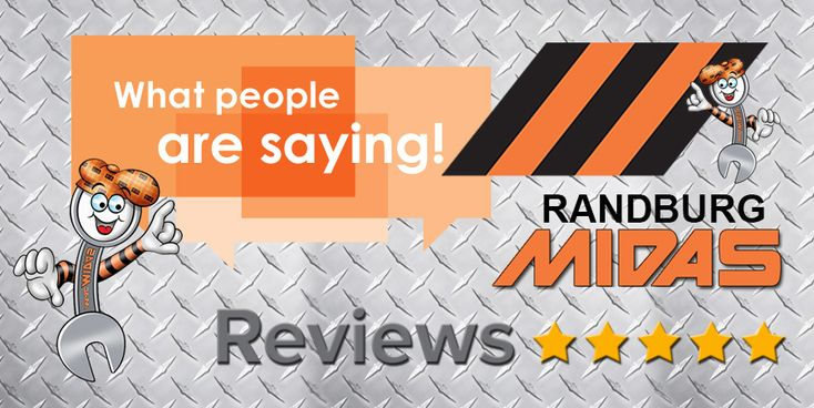 We love receiving and reading you have to say as your #reviews matter to us. It's this kind of input that helps us to be better at what we do.   Read them all here http://bit.ly/2rTcjW6  #RandburgMidas #HaveYourSay #Testimonials #Randburg