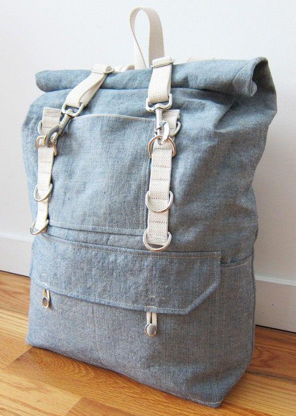 Denim Backpacks for fashion girls     #denim #backpacks #girls www.loveitsomuch.com