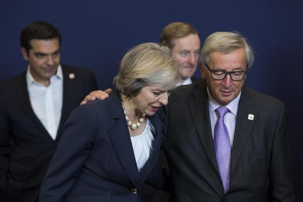 The EU is right, Theresa May is deluded about #Brexit – there is no way she can make a success of it.   If you thought chaos under David Cameron was chaos, chaos under Theresa May is going to be on different order of magnitude altogether