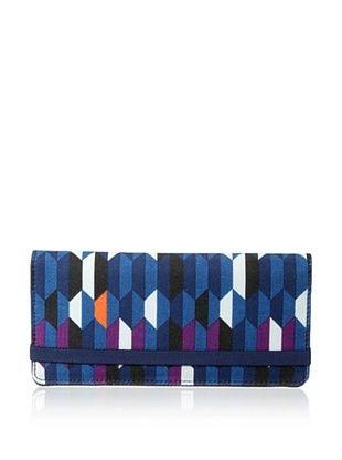 44% OFF Kate Spade Saturday Women's Fantastic Elastic Wallet, Shifting Shapes