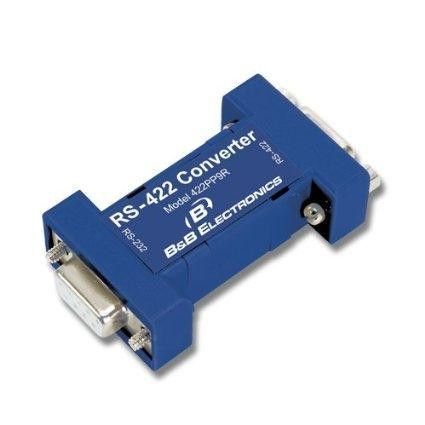 B&b Electronics Mfg. Co. Two Channel, Port Powered Rs-232 To Rs-422 Converter
