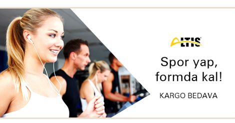 Yaz Geldi Sende Formda Kal https://www.markalardan.com/urunler.asp?kate=Saglik--Spor--Bakim-Spor-&k=49 #online #yeni