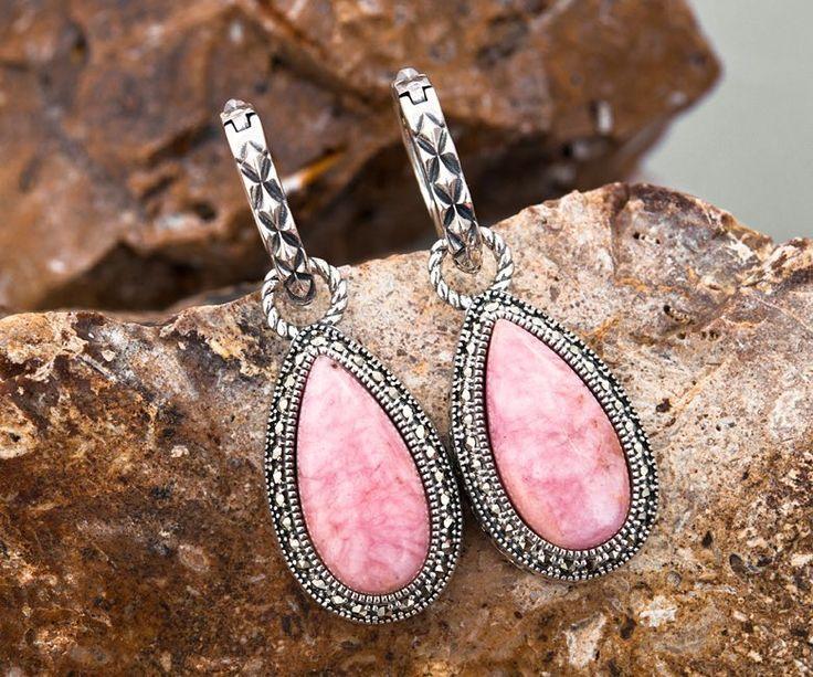 Des Boucles d'oreilles de princesse...  Elles sont magnifiques non ?! 😍🙈😲  #bijou #juwelo #gemstone #mode #fashion #style #blog #love #followme
