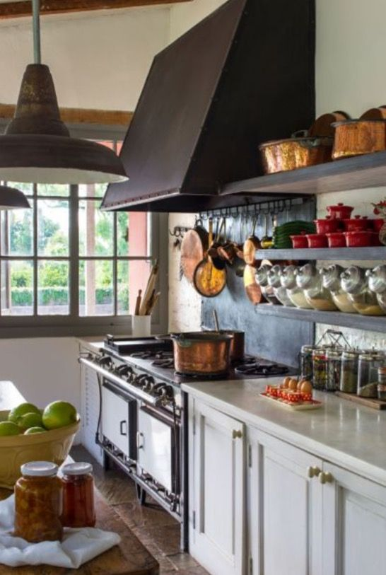 """This fantastic kitchen is from our feature """"Peace of Mind"""""""