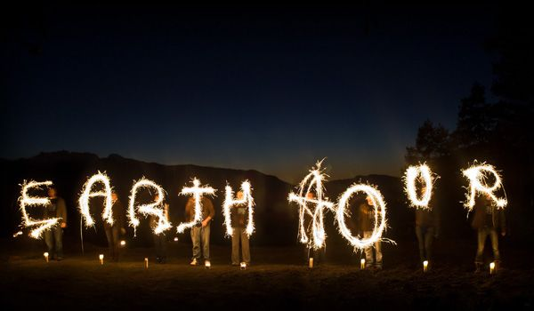 Switch off for Earth Hour: Saturday, 19 March 8.30pm-9.30pm  #climatechange #earthour