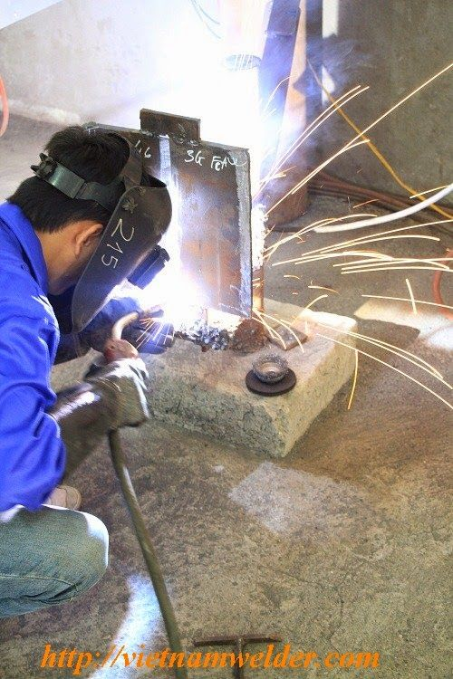 how to become a qualified welder