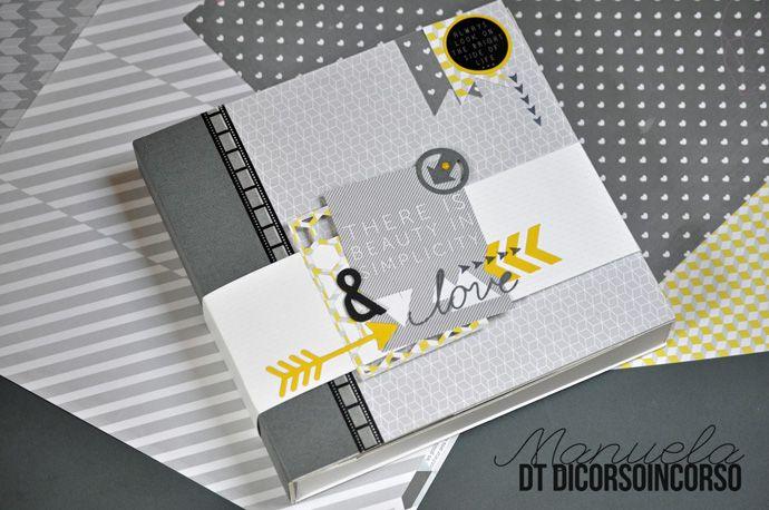 Grigio e Giallo per un minialbum sprint