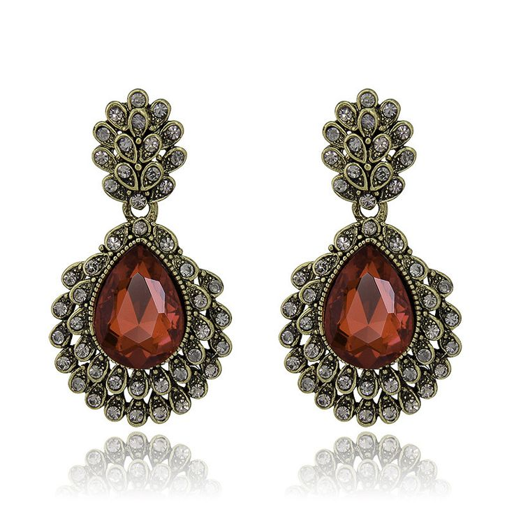 Popular 24 Beautiful Indian Women Earrings U2013 Playzoa.com