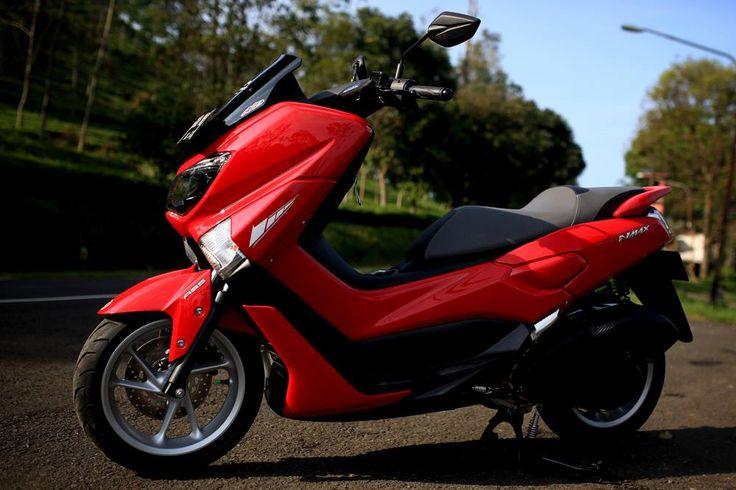 Berbagai Konsep Modifikasi Yamaha Nmax yang Super Keren ~ Techno Update