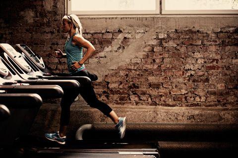 Spring smart på löpband – 3 effektiva pass