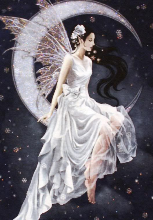 157 Best Moon Angels Images On Pinterest Artists