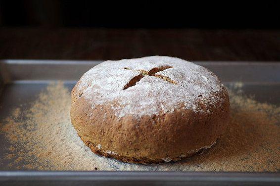 Irish Brown Soda Bread | Recipe
