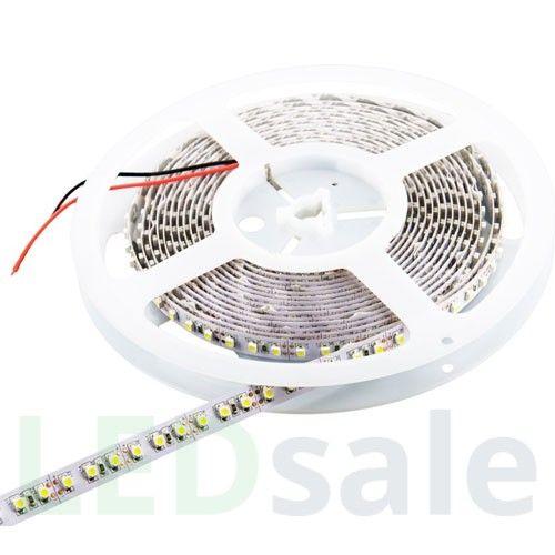 Vattentät 5m LED-List (60 LED/m, 10,8W/m)