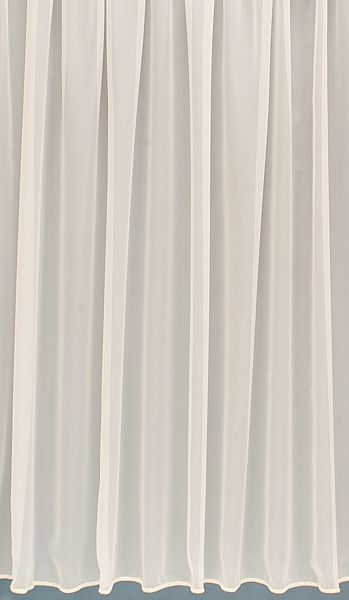 Hardwick Cream Net Curtains create a simple finish without the starkness of  a white material.