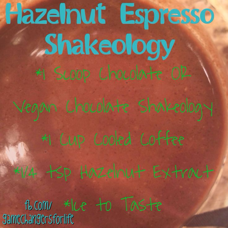 Coffee Shakeology Recipe: You just cannot beat a chocolate and coffee combo! #coffee #shakeology #recipe