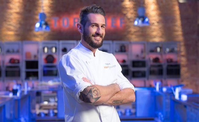Entrevista a Javier García Peña, de Top Chef