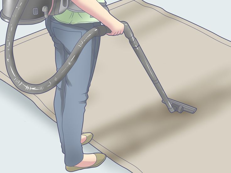 How to Make a Carpet Cleaning Solution -- via wikiHow.com