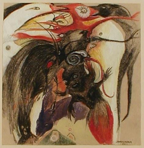 Sefolosha, Christine, untitled drawing, SH15695