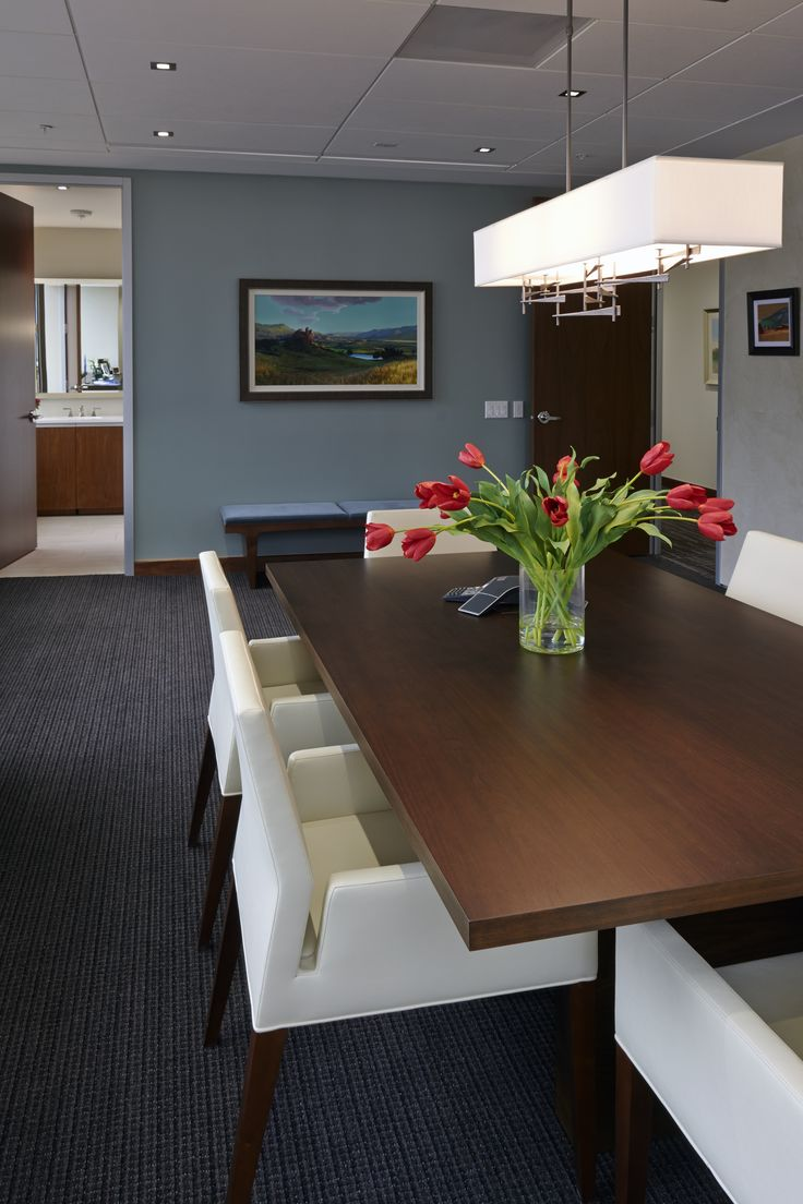 Arcturus Studio Interior Design Executive Office Corporate