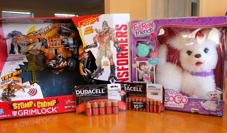 "Toys Are Us Christmas Gifts : Power up your holiday gifts from toys ""r us with duracell"