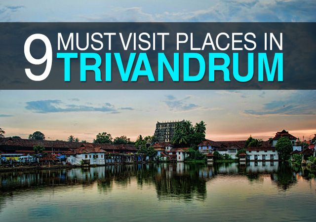 Must visit places in Trivandrum