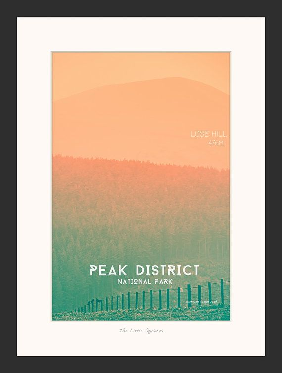 Lose Yourself  Peak District National Park by TheLittleSquares
