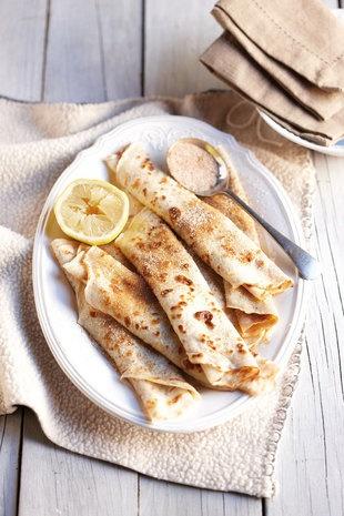 Pannekoek...South African Pancakes