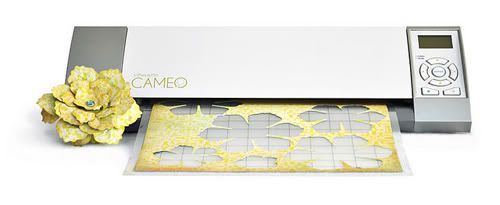 Want one of these BADLY! Silhouette Cameo Paper Cutter Machines