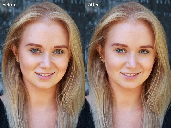 [Photo Tips] How to Retouch a Portrait with the Adjustment Brush in Lightroom via @dpschool #phototips #photography