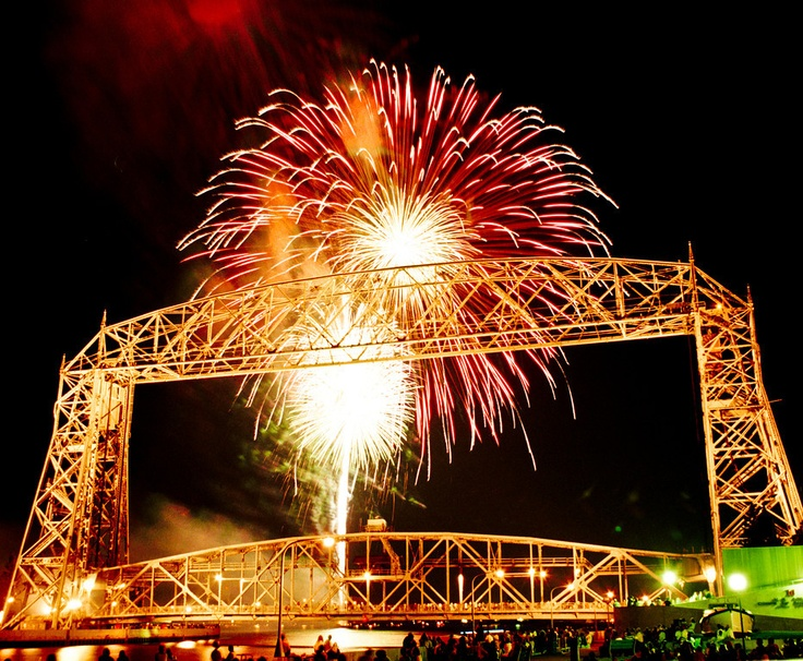 4th of july getaways mn
