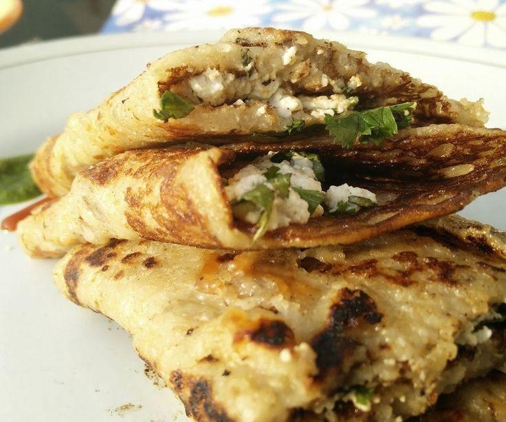 Dalia Cheela | Broken Wheat Pancake