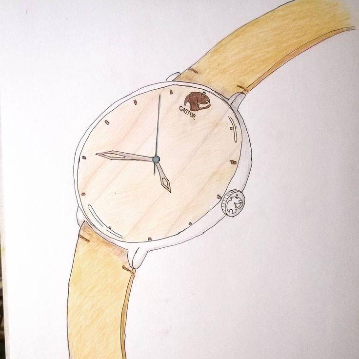 En relojes Castor el proceso creativo de un nuevo diseño de reloj comienza en la cabeza para luego pasar el concepto a un bosquejo inicial. Les compartimos parte de este proceso con este nuevo modelo que pronto tendremos disponible para ustedes. Qué les parece? #castorwatches #relojesdemadera #reloj #relojes #watch #watches #woodenwatches #accesorios #sketch