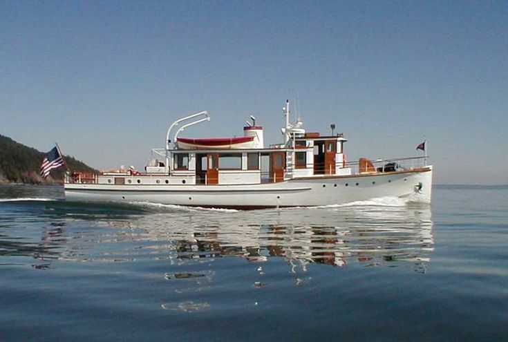Carmelita in 2020 classic yachts boat power boats