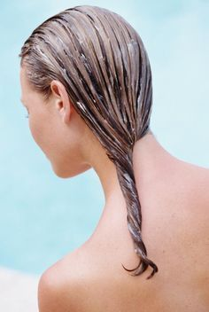 Pro Tip: How to Actually Deep Condition Your Hair                              …