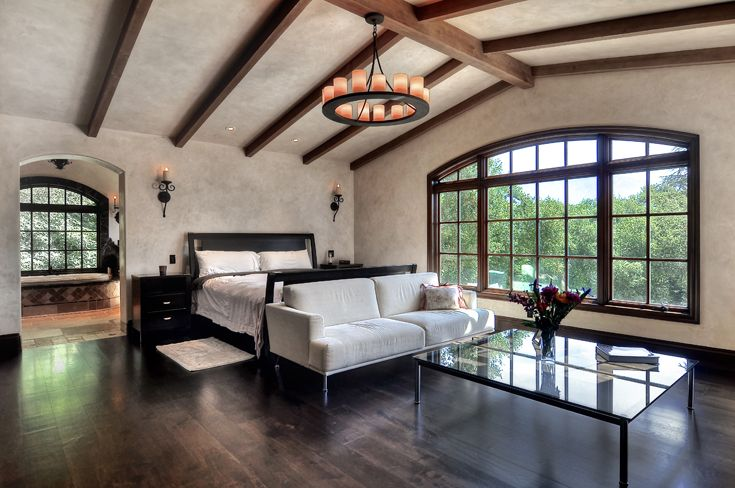 17 Best Ideas About Cathedral Ceiling Bedroom On Pinterest