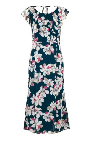 Floral Print Dress, one of our favourite styles this season.