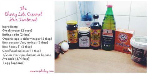 cherry lola caramel treatment ingredients maximum hydration method regimen prestep