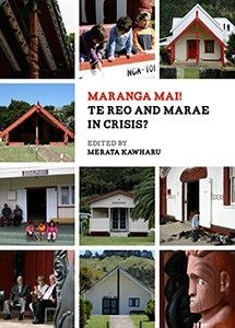 In recent decades, New Zealand Maori have made huge efforts to reinvigorate their language ( te reo ) and the life of tribal meeting places ( marae ) as the twin cornerstones of Maori identity. Maori television and radio stations have been set up, a Maori Language Commission established, and language emersion early childcare centers ( kohanga reo ), schools ( kura kaupapa ), and universities ( wananga ) have emerged.  http://ils.stdc.govt.nz/cgi-bin/koha/opac-detail.pl?biblionumber=135353
