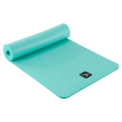 GROUPE 1 Gym Pilates - Tapis Fitness Confort Vert DOMYOS - Gym Pilates