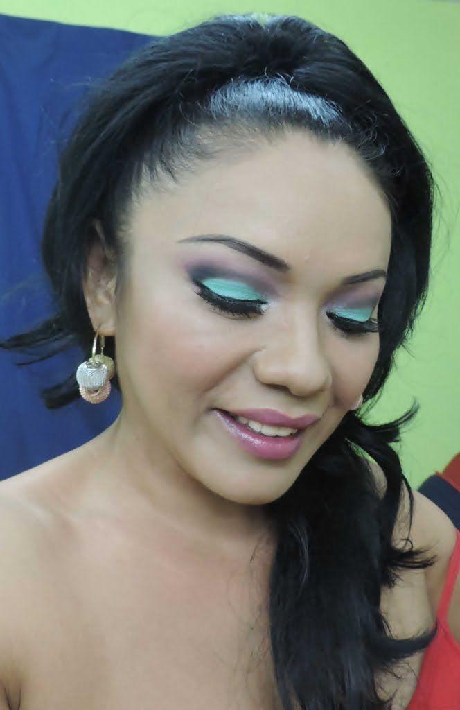 Look con Julia Sanchez Cosmetics