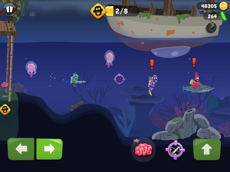 Zombie Catchers- screenshot