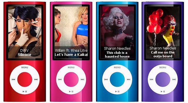 Playlist: Drag Queens #1