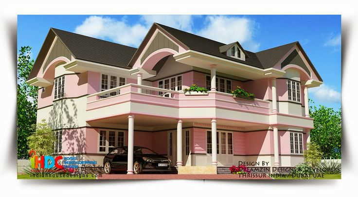 modern house designs india find home designs and ideas for a beautiful home from indian kerala house designs blog httpwwwindianhousedesigns - Homes Design In India
