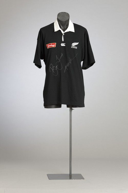 All Black rugby jersey 1997
