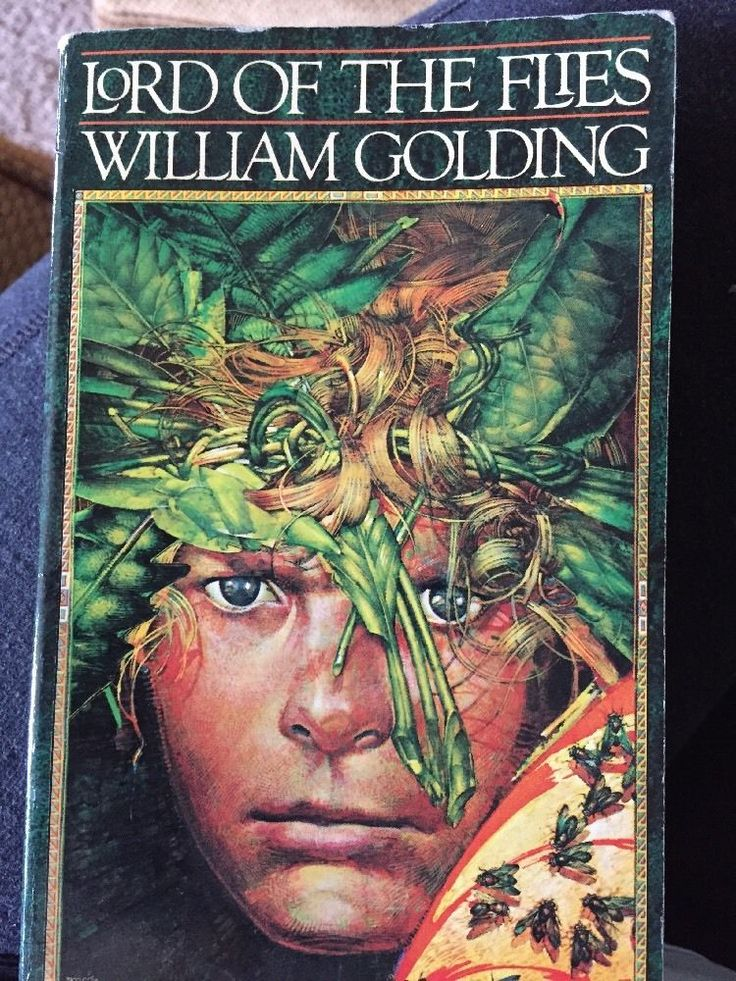 a reading diary of william goldings lord of the flies Golding once asserted in an interview that the theme of lord of the flies is an attempt to trace the defects of society back to the defects of human nature the moral is that the shape of society .