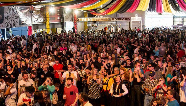 Rede Massa SBT é a promotora oficial da Oktoberfest Paraná