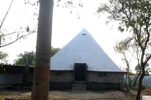 Vayuputra Pyramid Meditation Center http://www.pyramidseverywhere.org/pyramids-directory/telangana/medak-district  #Pyramid #Pyramids